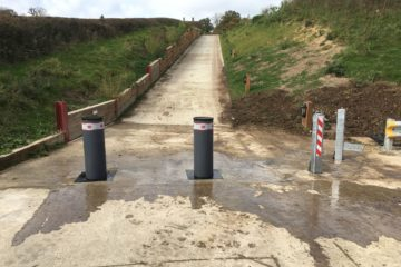 Bollards & Armco Barriers